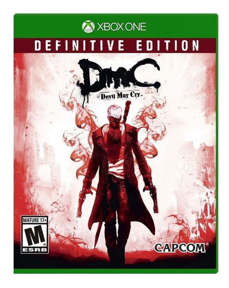 Juego Devyl May Cry Definitive Xbox One Ibushak Gaming