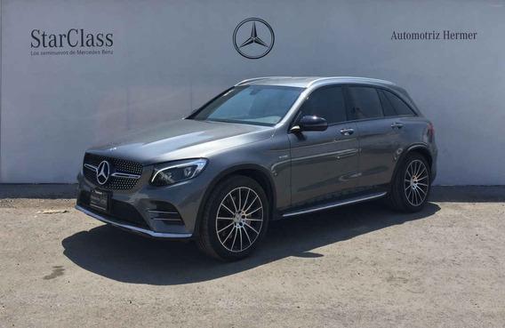 Mercedes-benz Clase Glc 2018 5p Glc 43 Amg 43 V6/3.0/t Aut