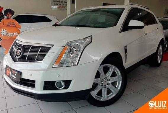 Cadillac Srx 3.0 Crossover Awd V6 Gasolina 4p Automático