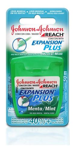 Seda Dental Johnson Y Johnson Reach Menta 50 Mts