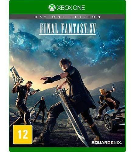 Final Fantasy Xv - Day One Edition - Xbox-one