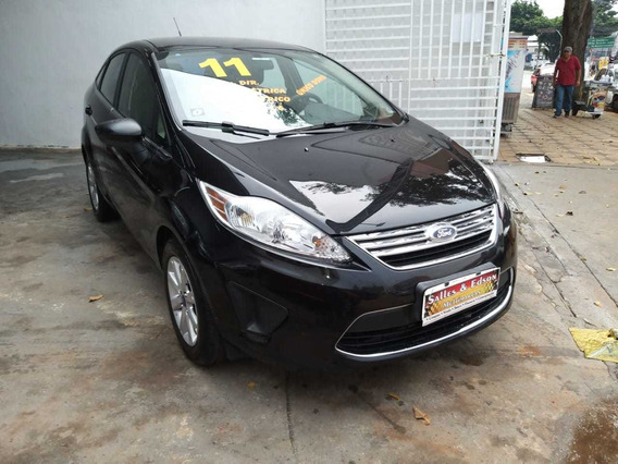 New Fiesta Sedan 1.6 Se Flex 2011/2011