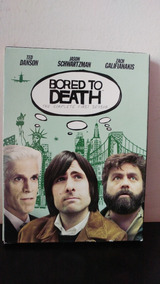 Bored To Death Complete First Season Box Set Import