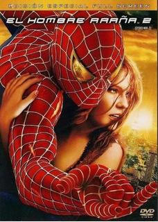 El Hombre Araña 2 - Tobey Maguire - 2 Dvd