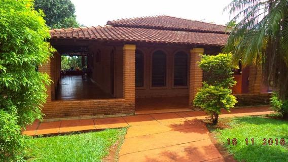 Chácara Residencial Para Venda E Locação, Condomínio Estância Beira Rio, Jardinópolis. - Ch0001