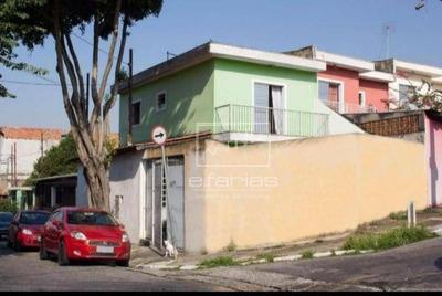 Sobrado Com 2 Dormitórios À Venda, 90 M² Por R$ 350.000 - Jardim Penha - São Paulo/sp - So0828