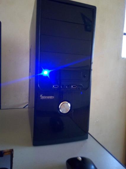 Pc Gamer Intel Core I3 7100 8gb Hd 1tb Placa Video 2gb Ddr5