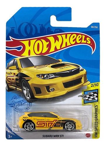 Carrinho Hot Wheel À Escolha - Edição Speed Graphics- Mattel