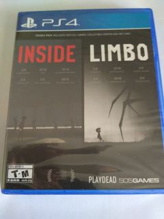 Limbo Inside Doble Pack Ps4 Nuevo Sellado Envio Gratis