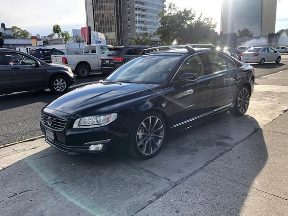 Volvo S80 Luxury 2015