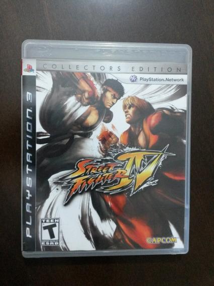Street Fighter Iv - Ps3 (usado)