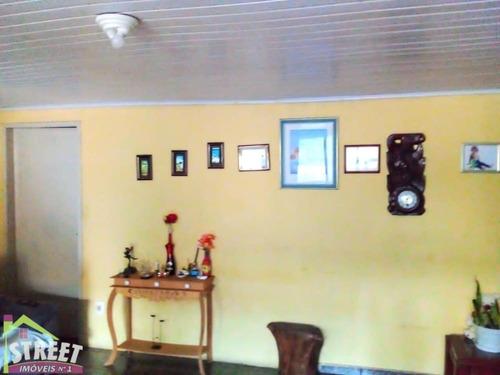 Imagem 1 de 10 de Casa Com 2 Dormitórios E 2 Vagas Em Rua Sem Saída. - Ca00109 - 69818447
