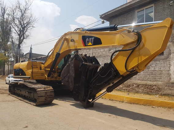 Excavadora Caterpillar 325dl Año 2006