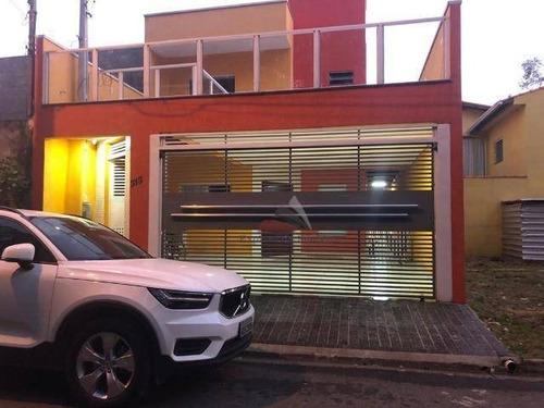Imagem 1 de 17 de Casa Com 3 Dormitórios À Venda - Real Park Tietê Jundiapeba - Mogi Das Cruzes/sp - Ca0324