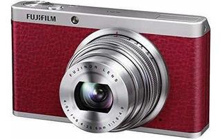 Cámara Fujifilm Finepix Xf1 Roja