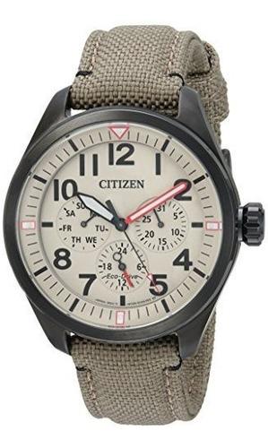 Relojes De Ciudad Para Hombre Bu2055-08x Eco-drive