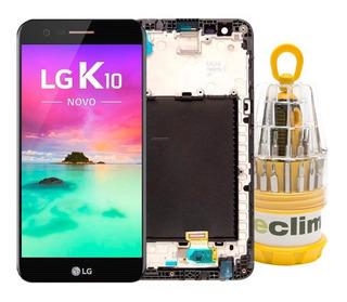 Display Lcd Tela Touch Lg K10 Novo 2017 Lg-m250ds - Ferramen