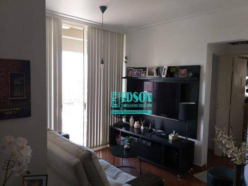 Imagem 1 de 9 de Apartamento Com 2 Dormitórios À Venda, 58 M² Por R$ 751.000,00 - Vila Pompeia - São Paulo/sp - Ap0083
