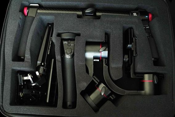 Pilotfly H2-45 Gimbal + Kit Pro Dual Handle Completo