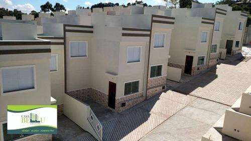 Casa Residencial À Venda, Jardim Alice, Franco Da Rocha. - Ca0271