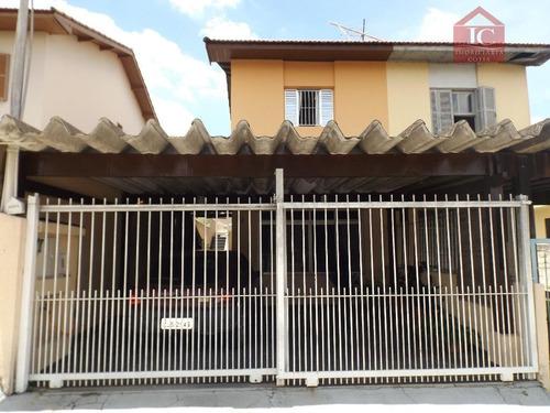 Casa Residencial À Venda, Jardim Da Glória, Cotia. - Ca0630