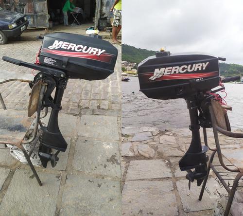 Motor De Popa Mercury 3.3 Hp Novissimo