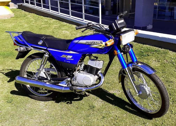 Moto Suzuki Ax 100 0km