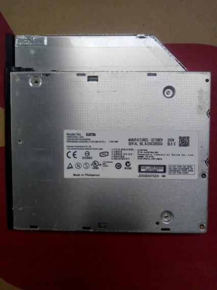 Gravador Dvd Notebook Uj870a