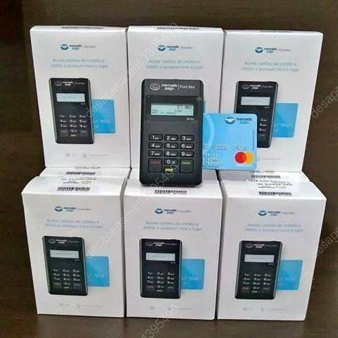 Imagem 1 de 3 de Maquina De Cartão Mercado Pago