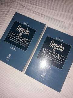Libro De Derecho De Sucesiones ( 12 Verdes)