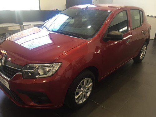 Renault Sandero Life 1.6 100% Financiado ( Is)