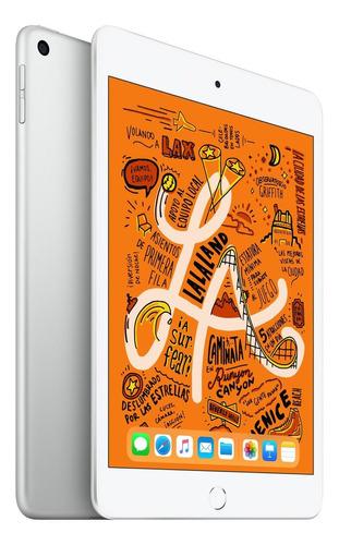 "Imagen 1 de 4 de Apple iPad Mini de 7.9"" Wi-Fi  64GB Plata (5ª generación)"