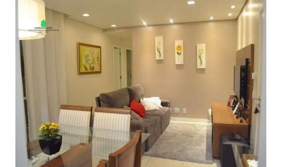 Apartamento A Venda No Bairro Alphaville Empresarial Em - Apartamento Alphavil-1