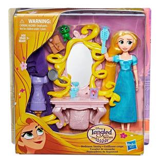 Tocador De Ensueño De Rapunzel Disney Princesas Hasbro