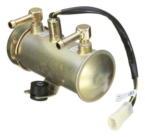 Bomba de combustible de gasolina eléctrica 12V Universal Kit de baja presión HRF 027 V03