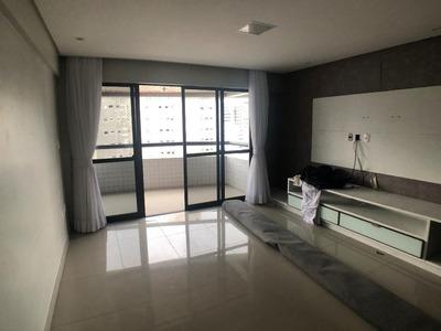 Apartamento Em Aflitos, Recife/pe De 140m² 4 Quartos À Venda Por R$ 850.000,00 Ou Para Locação R$ 3.500,00/mes - Ap178696
