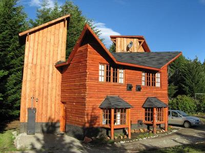 Cabaña De Montaña - 2 Ambientes Ideal 4 Personas
