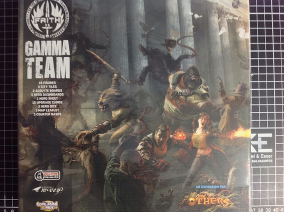 Expansion The Others: Gama Team