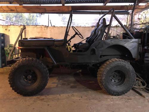Jeep Willys Cj2 Cj2