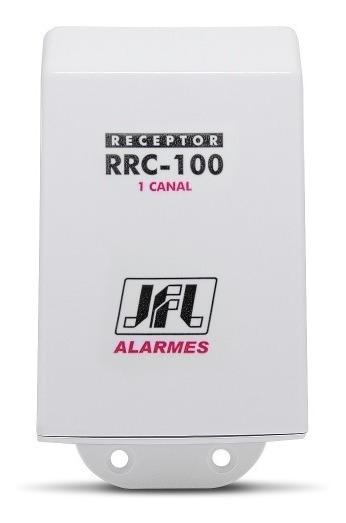 Receptor Programável Multifuncional 1 Canal Rrc 100 Jfl