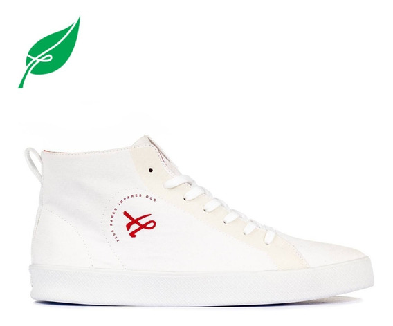 Tenis Ous Magrone Branco Oe