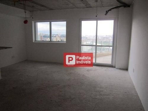 Sala, 45 M² - Venda Por R$ 382.500,00 Ou Aluguel Por R$ 1.300,00/mês - Chácara Santo Antônio (zona Sul) - São Paulo/sp - Sa0311