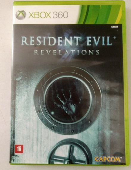 Resident Evil Revelations Xbox 360 Usado