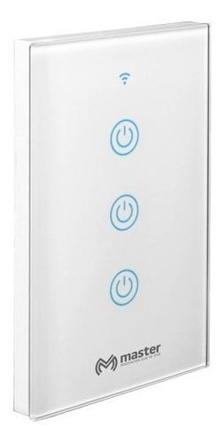 Interruptor Wifi De 3 Salidas