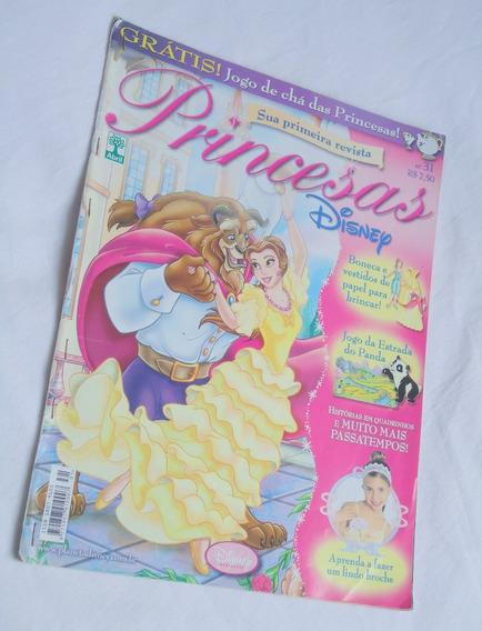 Revista Princesas Disney Nº 31 Editora Abril Leia O Anúncio
