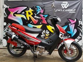 Moto Gilera Smash Tuning 110 72 Rayounderbone 2018 0km 7/12