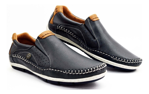 Zapato Naútico Ringo Cuero Bilgax Calzados Susy