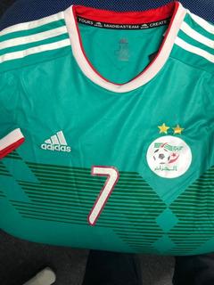 Camisa Seleção Argélia