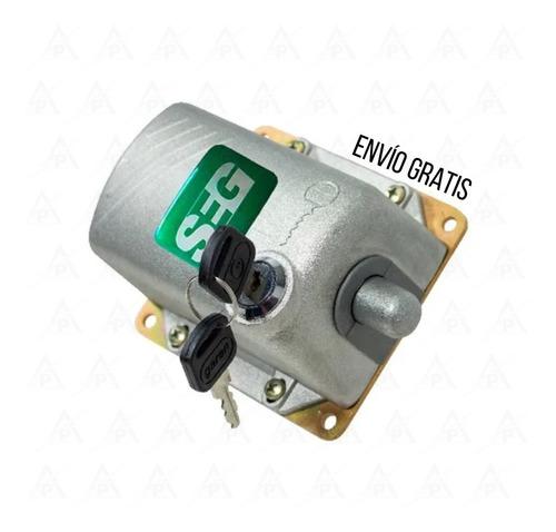 Cerradura Electromagnética 220v 6 Cuotas