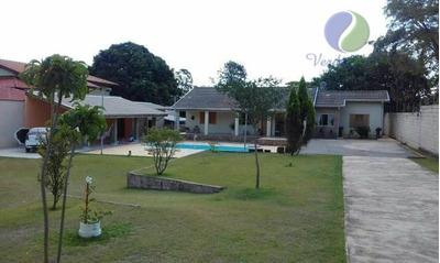 Casa Residencial À Venda, Village Campinas, Campinas. - Ca0523